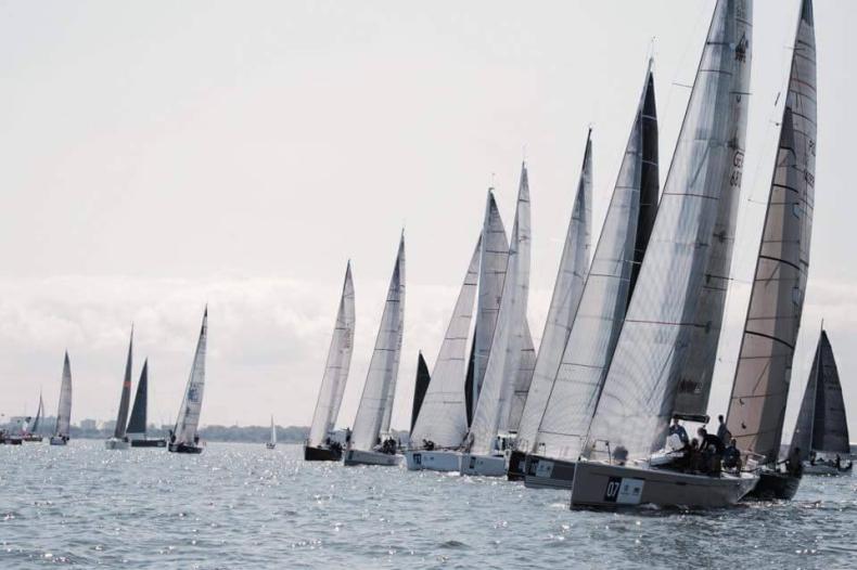 Żeglarskie mistrzostwa Europy ORC. W gdańskiej marinie już można oglądać jachty - GospodarkaMorska.pl