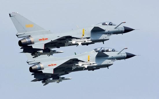 USA: Samolot rozpoznawczy przechwycony przez myśliwce chińskie - GospodarkaMorska.pl