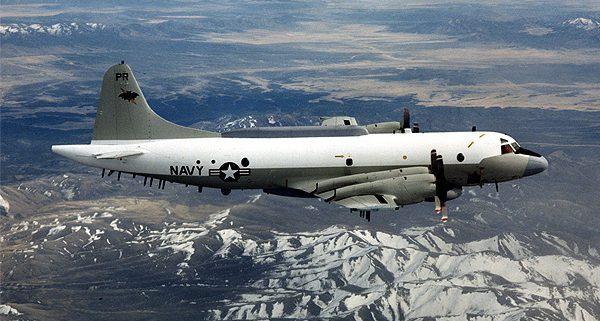 Dwa chińskie myśliwce przechwyciły amerykański samolot rozpoznawczy - GospodarkaMorska.pl