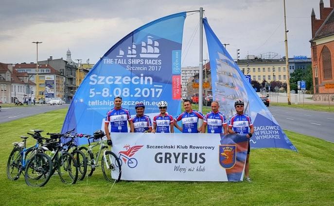 Doba kajakiem, a oni na rowerach - GospodarkaMorska.pl