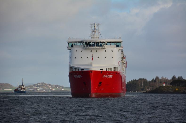 Duże przejęcie na norweskim rynku żeglugi - GospodarkaMorska.pl
