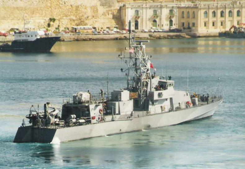 Okręt USA oddał strzały ostrzegawcze w Zatoce Perskiej (wideo) - GospodarkaMorska.pl