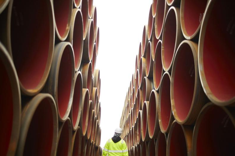 Niemcy: Ekolodzy z WWF krytykują władze za naciski ws. Nord Stream 2 - GospodarkaMorska.pl