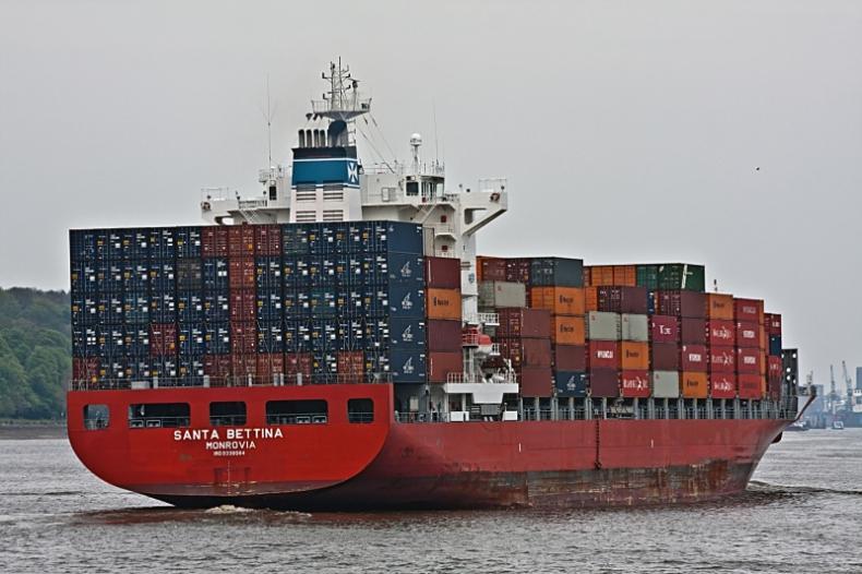 Polski kapitan popełnił samobójstwo podczas rejsu z Nowego Jorku do Tilbury - GospodarkaMorska.pl