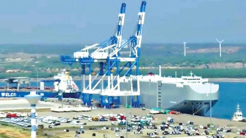 Sri Lanka: Rząd zgodził się na sprzedaż portu Chinom - GospodarkaMorska.pl