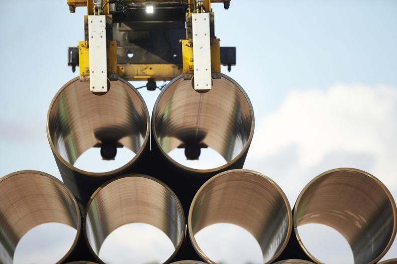 """""""Niezawisimaja Gazieta"""": sankcje USA groźne dla biznesu z UE i rosyjskich projektów - GospodarkaMorska.pl"""