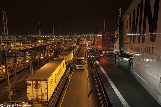 Grupa Eurotunnel opublikowała wyniki za pierwsze półrocze - GospodarkaMorska.pl