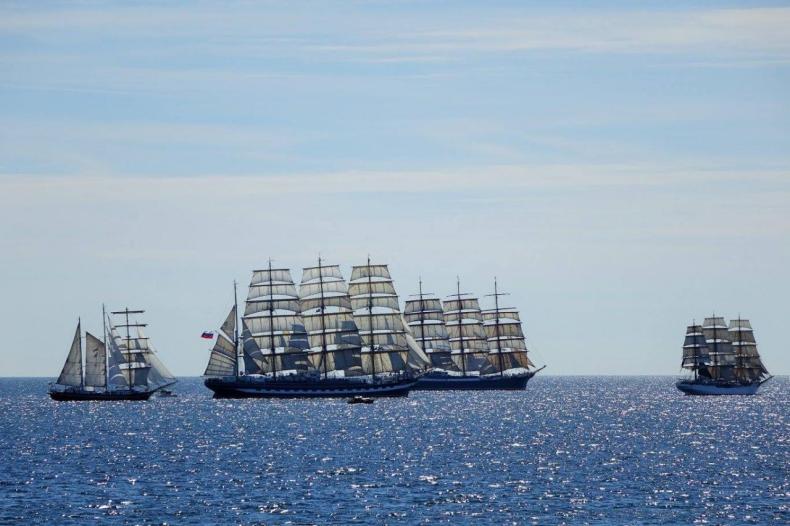 The Tall Ships Races okiem komendanta Daru Młodzieży kpt. ż.w. Ireneusza Lewandowskiego - GospodarkaMorska.pl