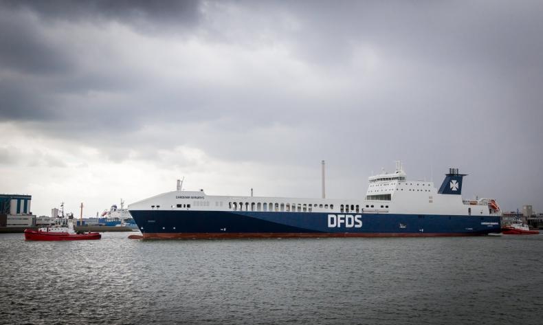Gardenia Seaways już na trasie - GospodarkaMorska.pl