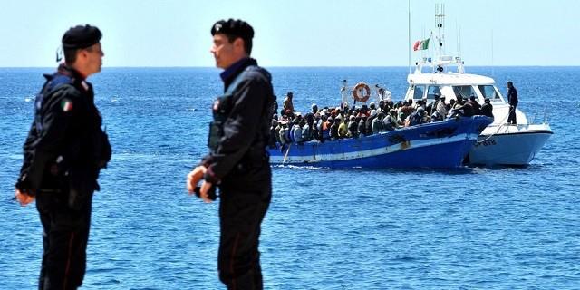 Włochy przygotowują misję wsparcia dla Libii w nadziei na powstrzymanie migracji - GospodarkaMorska.pl