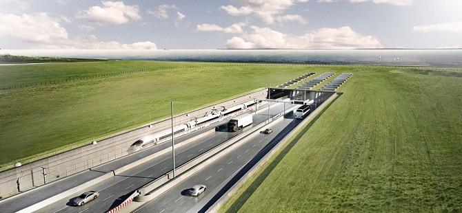 Najdłuższy tunel na świecie połączy Niemcy z Danią. Co dalej z przeprawami promowymi? - GospodarkaMorska.pl