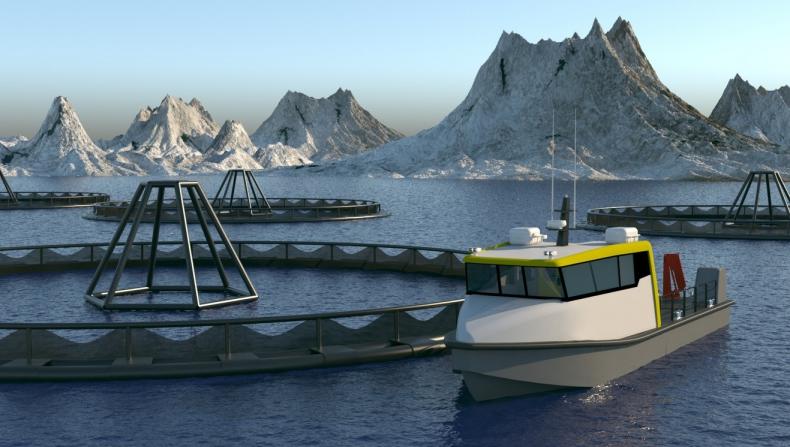 Tuco Marine wspiera norweską akwakulturę - GospodarkaMorska.pl