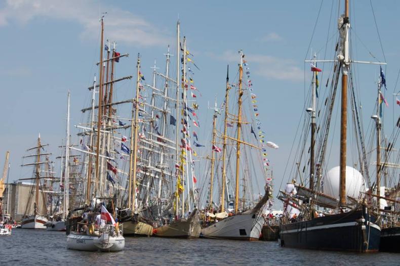 Finał The Tall Ships Races już w ten weekend - GospodarkaMorska.pl