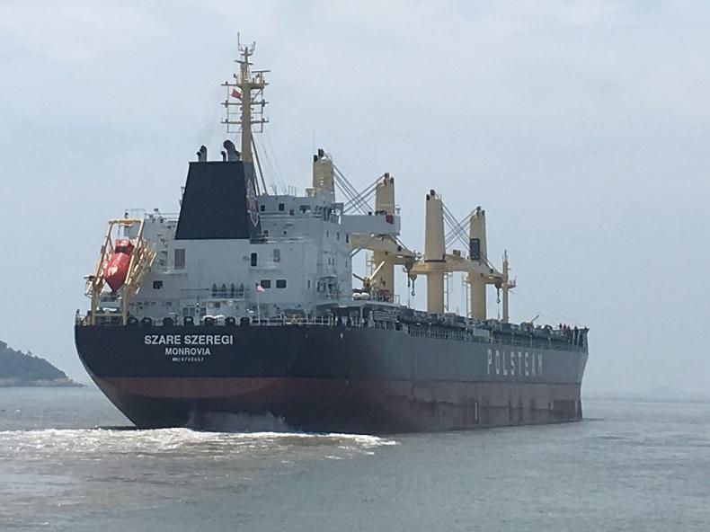 Na świecie rośnie transport węgla drogą morską - GospodarkaMorska.pl
