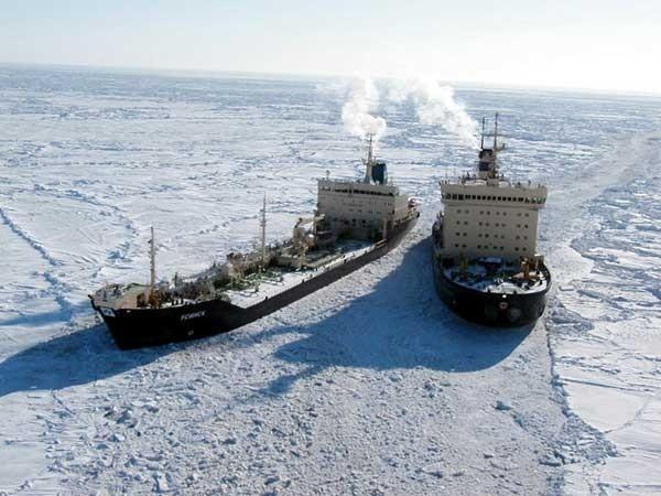 """""""Telegraph"""": NATO powinno uważać na ofensywę Rosji w Arktyce - GospodarkaMorska.pl"""
