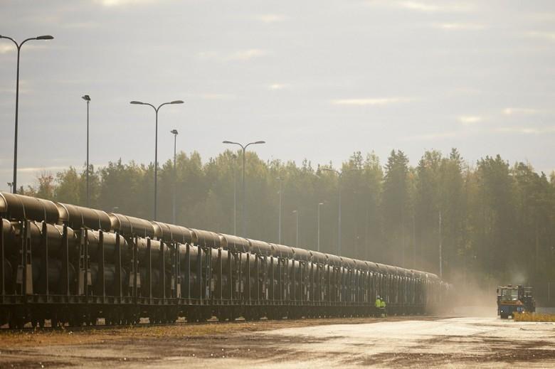Reuters: Sankcje USA utrudnią finansowanie budowy rosyjskich gazociągów - GospodarkaMorska.pl