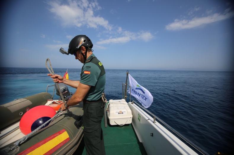 Prezydent podpisał ustawę o ratyfikacji umowy z agencją Frontex - GospodarkaMorska.pl