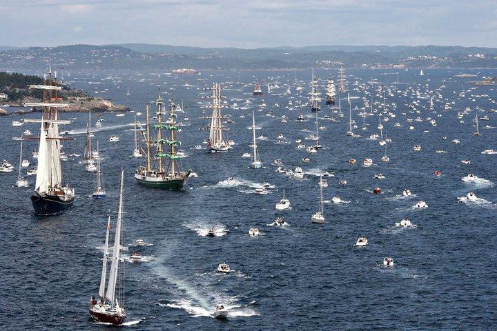 Pierwszy dzień regat The Tall Ships Races - GospodarkaMorska.pl