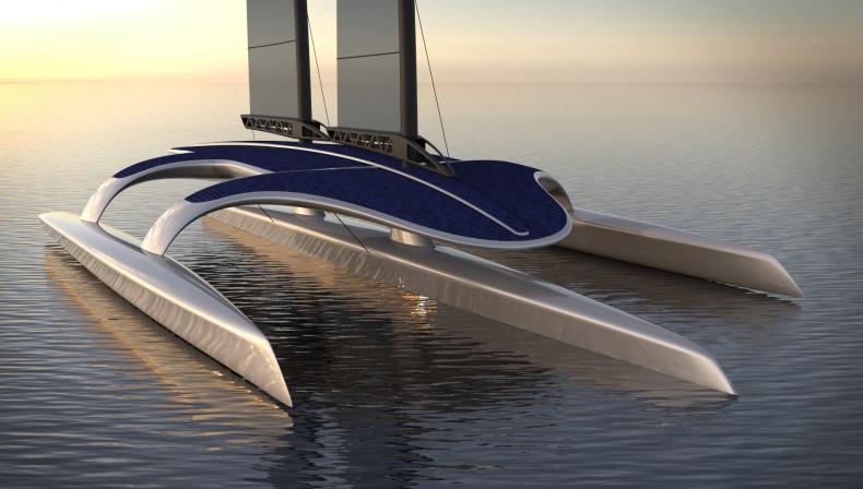 Brytyjczycy wybudują w ciągu 2 lat bezzałogowy statek badawczy - GospodarkaMorska.pl