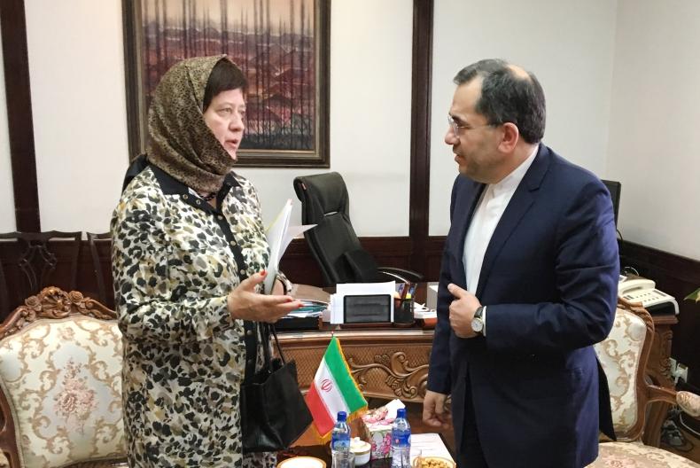 Polsko-irańskie konsultacje polityczne w Teheranie - GospodarkaMorska.pl