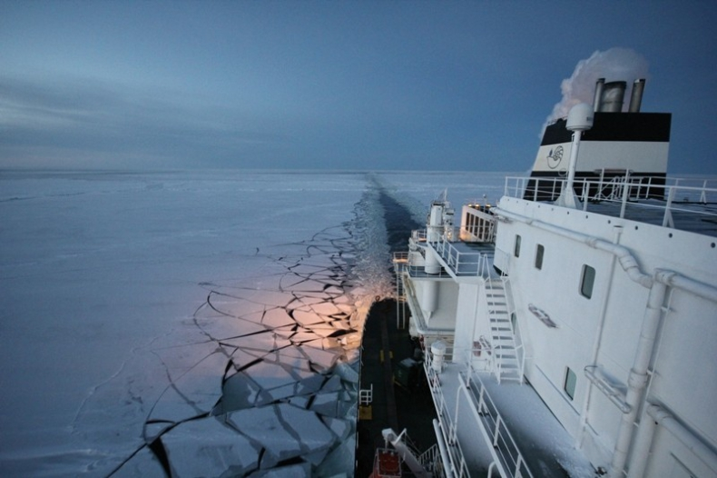 Chiny będą mocniej inwestować w szlak arktyczny - GospodarkaMorska.pl