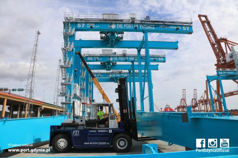 Z Portu Gdynia do USA - GospodarkaMorska.pl
