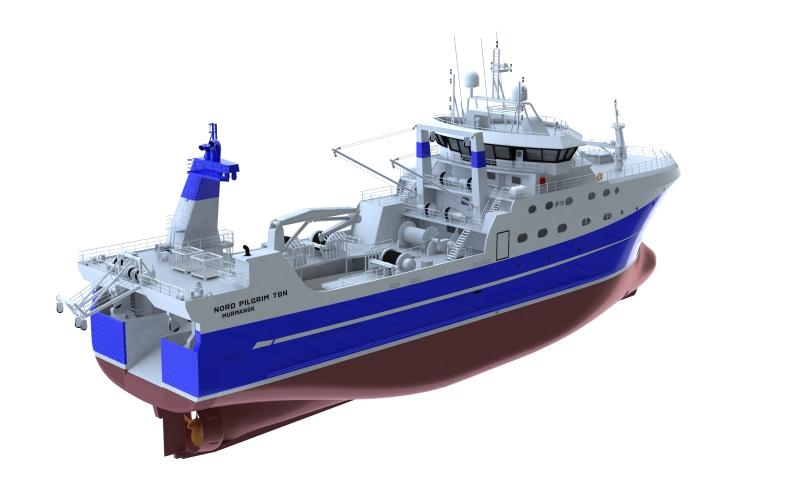 Wärtsilä dostarczy silniki i układ napędowy do rosyjskich trawlerów - GospodarkaMorska.pl