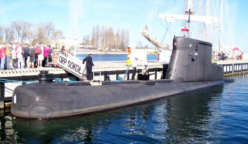 Marynarka naprawi stare okręty podwodne - GospodarkaMorska.pl