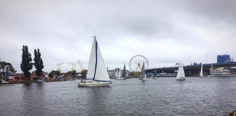 Rozpoczęły się II Morskie Żeglarskie Mistrzostwa Polski Samotników i Załóg Dwuosobowych ORC Baltic Polonez Cup Race 2017 - GospodarkaMorska.pl