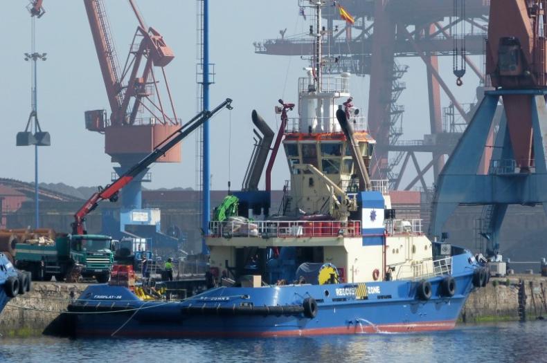 Można zwiedzić największy holownik ze świnoujskiego portu - GospodarkaMorska.pl