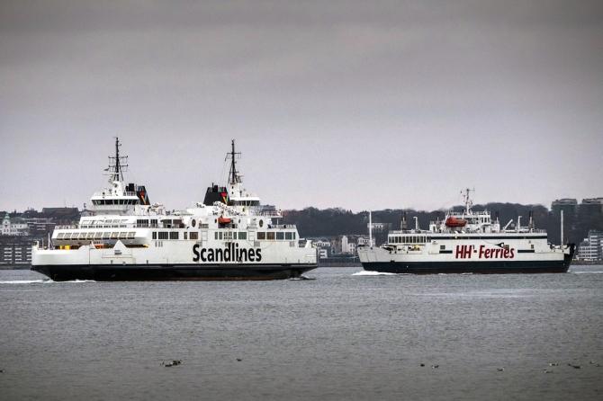 Promy do Szwecji: HH Ferries opublikował swoje wyniki z II kwartału - GospodarkaMorska.pl