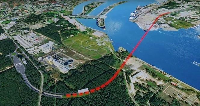 Zachodniopomorskie: Do 7 września składanie ofert na budowę tunelu w Świnoujściu - GospodarkaMorska.pl