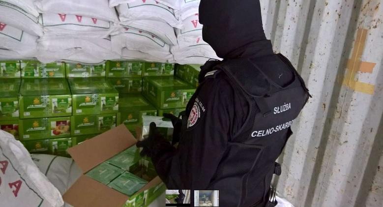 Pomorskie: Funkcjonariusze KAS udaremnili przemyt 2 ton melasy tytoniowej - GospodarkaMorska.pl