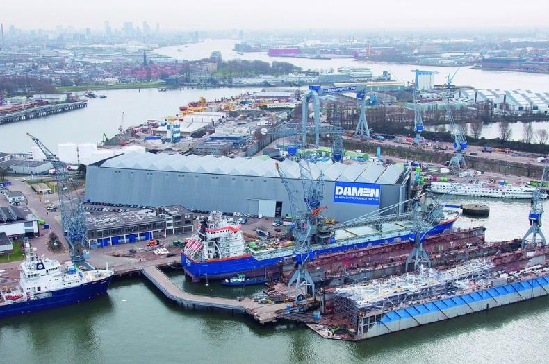 Damen Engineering Gdańsk przenosi siedzibę do Argonu i podwaja zatrudnienie - GospodarkaMorska.pl