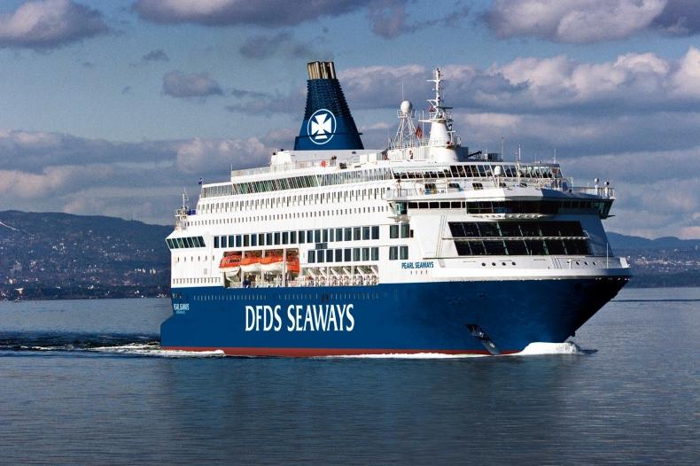 Raport finansowy DFDS z drugiego kwartału już dostępny - GospodarkaMorska.pl