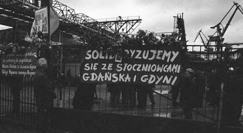 Szczecin: Obchody 37. rocznicy podpisania Porozumień Sierpniowych - GospodarkaMorska.pl