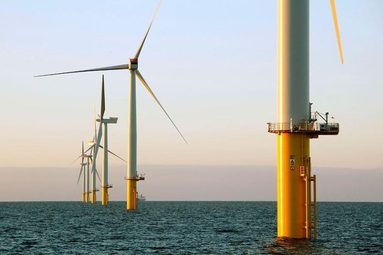 Niemieckie farmy wiatrowe na Morzu Północnym z dużym wzrostem produkcji energii - GospodarkaMorska.pl