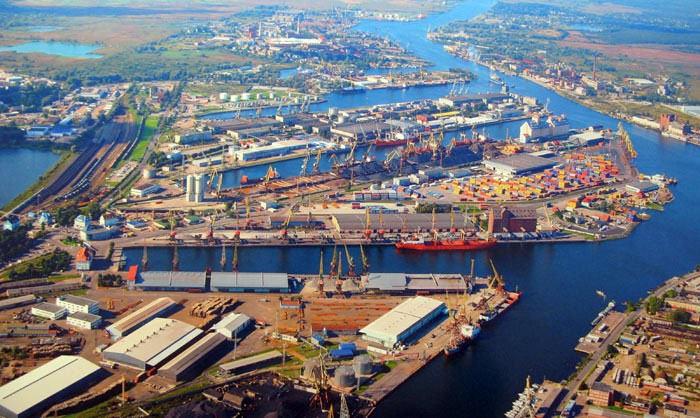 Rosjanie chcą dużego portu w Kaliningradzie. Ma konkurować z polskimi portami - GospodarkaMorska.pl