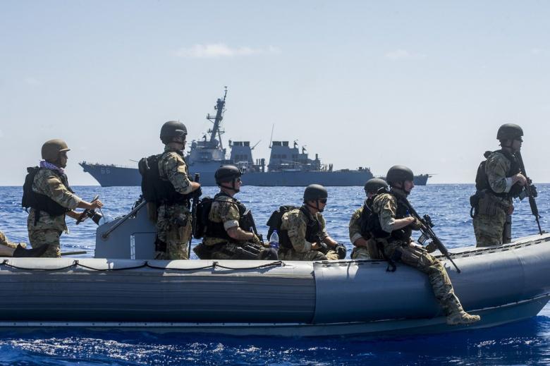 Marynarka wojenna włączy się do akcji ratunkowej w Teksasie - GospodarkaMorska.pl