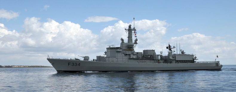 Cztery okręty NATO wpłynęły do Gdyni - GospodarkaMorska.pl