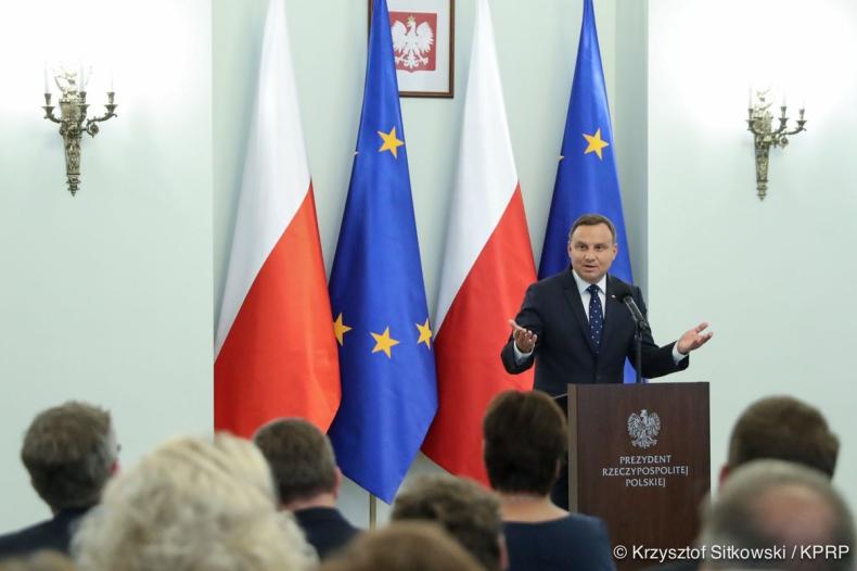 Prezydent: Inicjatywa Trójmorza krzepnie i nabiera znaczenia - GospodarkaMorska.pl