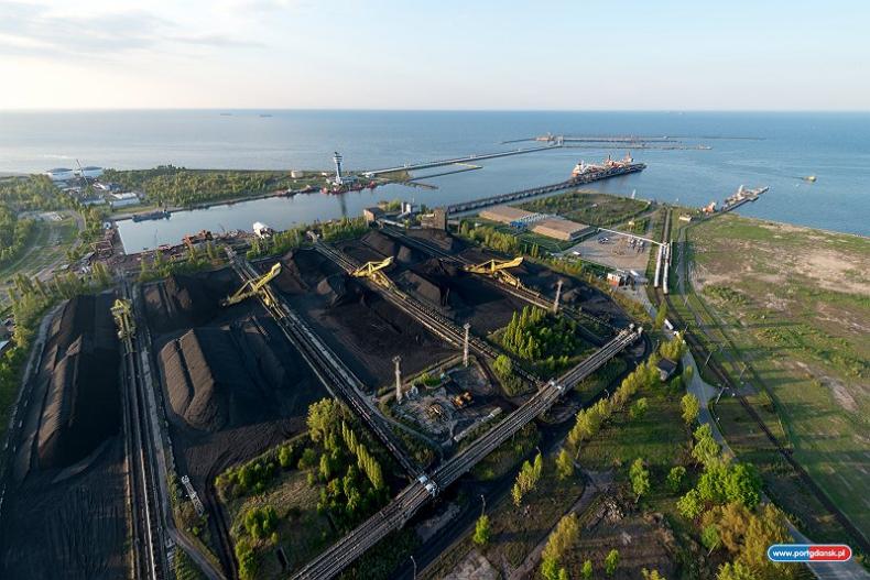 10 cudów polskiej gospodarki morskiej: Port Północny (wideo, foto) - GospodarkaMorska.pl