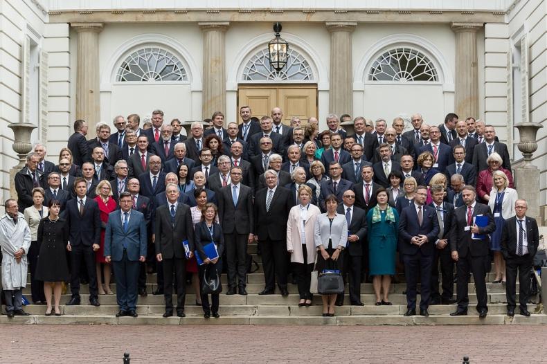 Narada Ambasadorów 2017 - GospodarkaMorska.pl