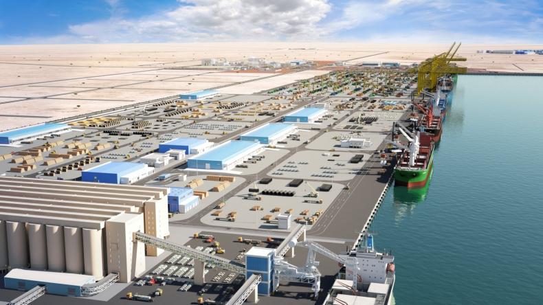 Katar z nowym portem. To największy obiekt na Bliskim Wschodzie - GospodarkaMorska.pl