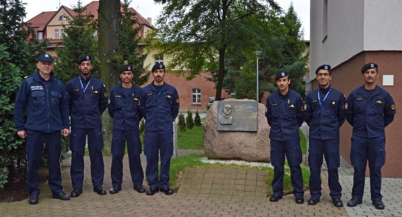 Studenci z Kataru gościli w MOSG - GospodarkaMorska.pl