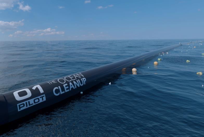 Pierwszy test nowoczesnego systemu do oczyszczania wody na Morzu Północnym (wideo) - GospodarkaMorska.pl