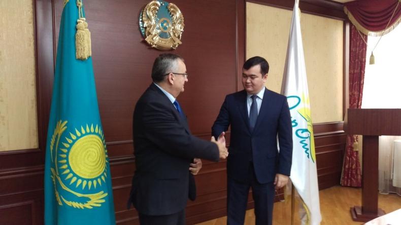 Zwiększamy możliwości współpracy z Kazachstanem - GospodarkaMorska.pl