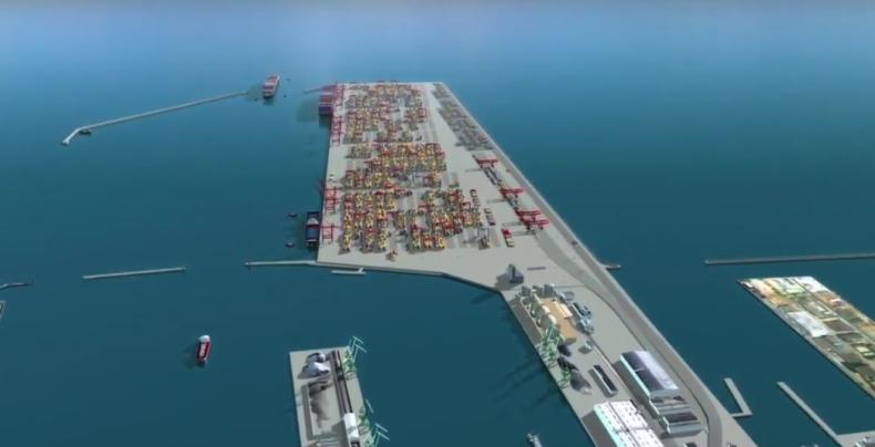 Port Gdynia: Ma powstać koncepcja Portu Zewnętrznego - GospodarkaMorska.pl