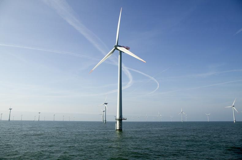 DONG Energy wybuduje największą farmę wiatrową na świecie - GospodarkaMorska.pl