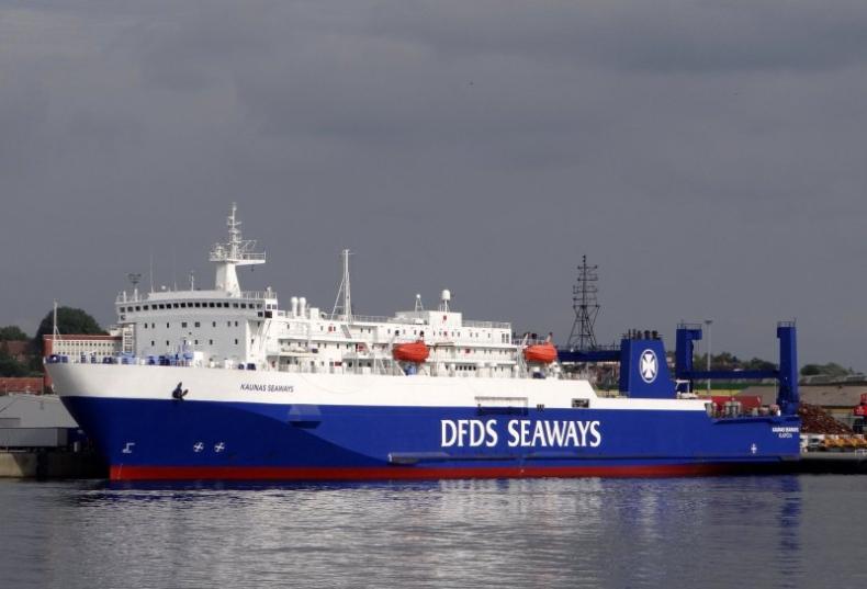 Sytuacja z imigrantami na pokładzie Kaunas Seaways zaostrzyła się - GospodarkaMorska.pl
